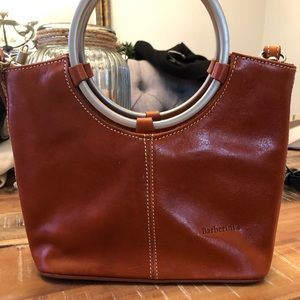 NEVER BEEN USED Italian Leather Bag